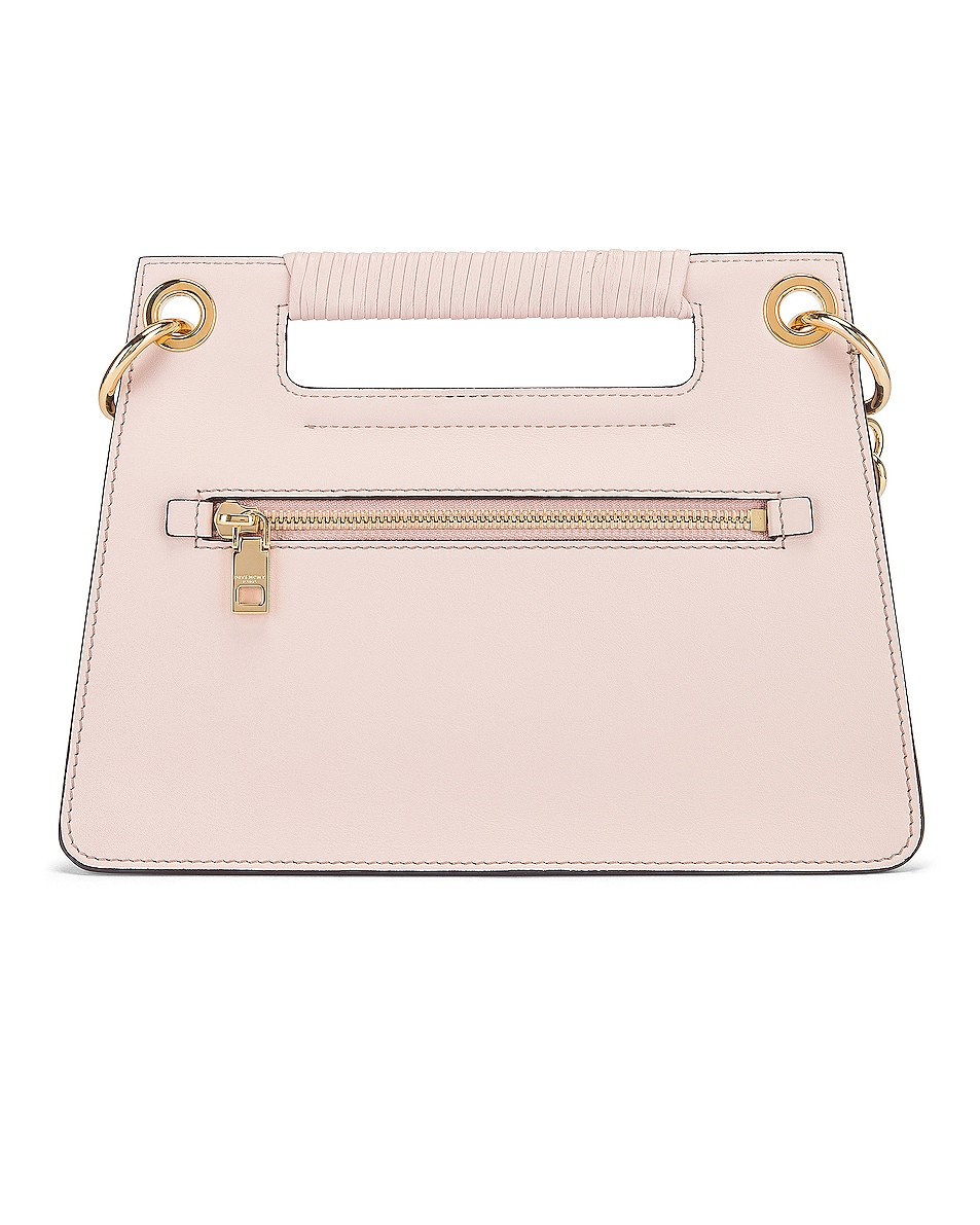 Image 3 of Givenchy Contrast Small Whip Bag in Pale Pink