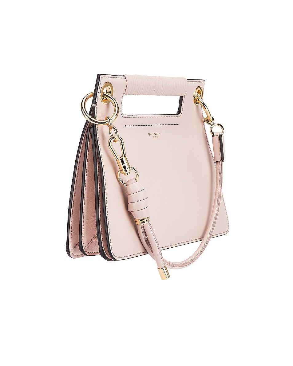 Image 4 of Givenchy Contrast Small Whip Bag in Pale Pink