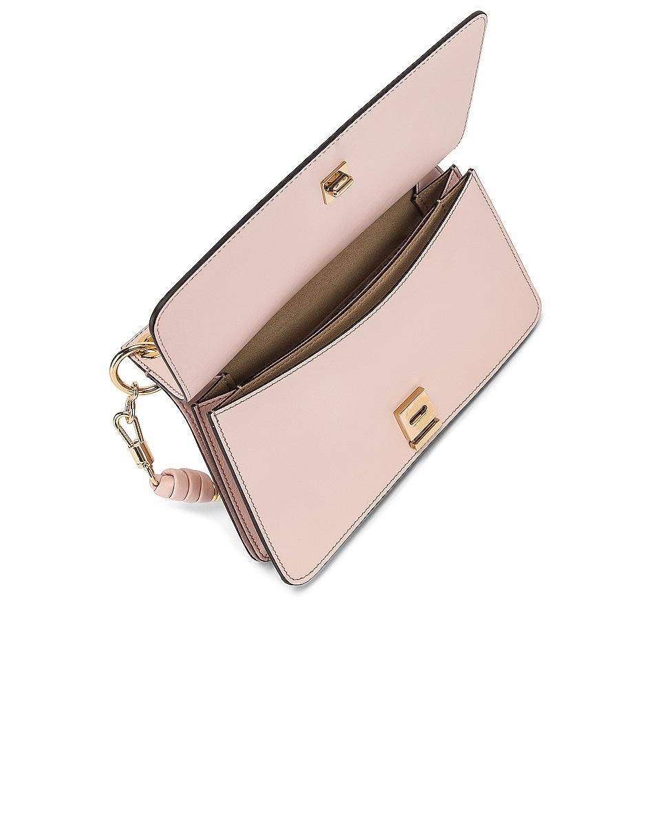 Image 5 of Givenchy Contrast Small Whip Bag in Pale Pink