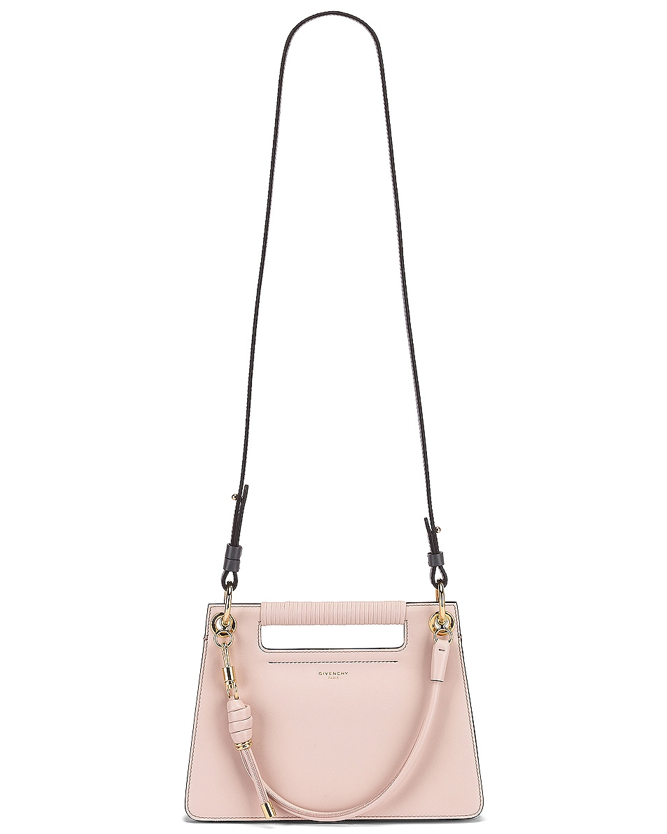 Image 6 of Givenchy Contrast Small Whip Bag in Pale Pink
