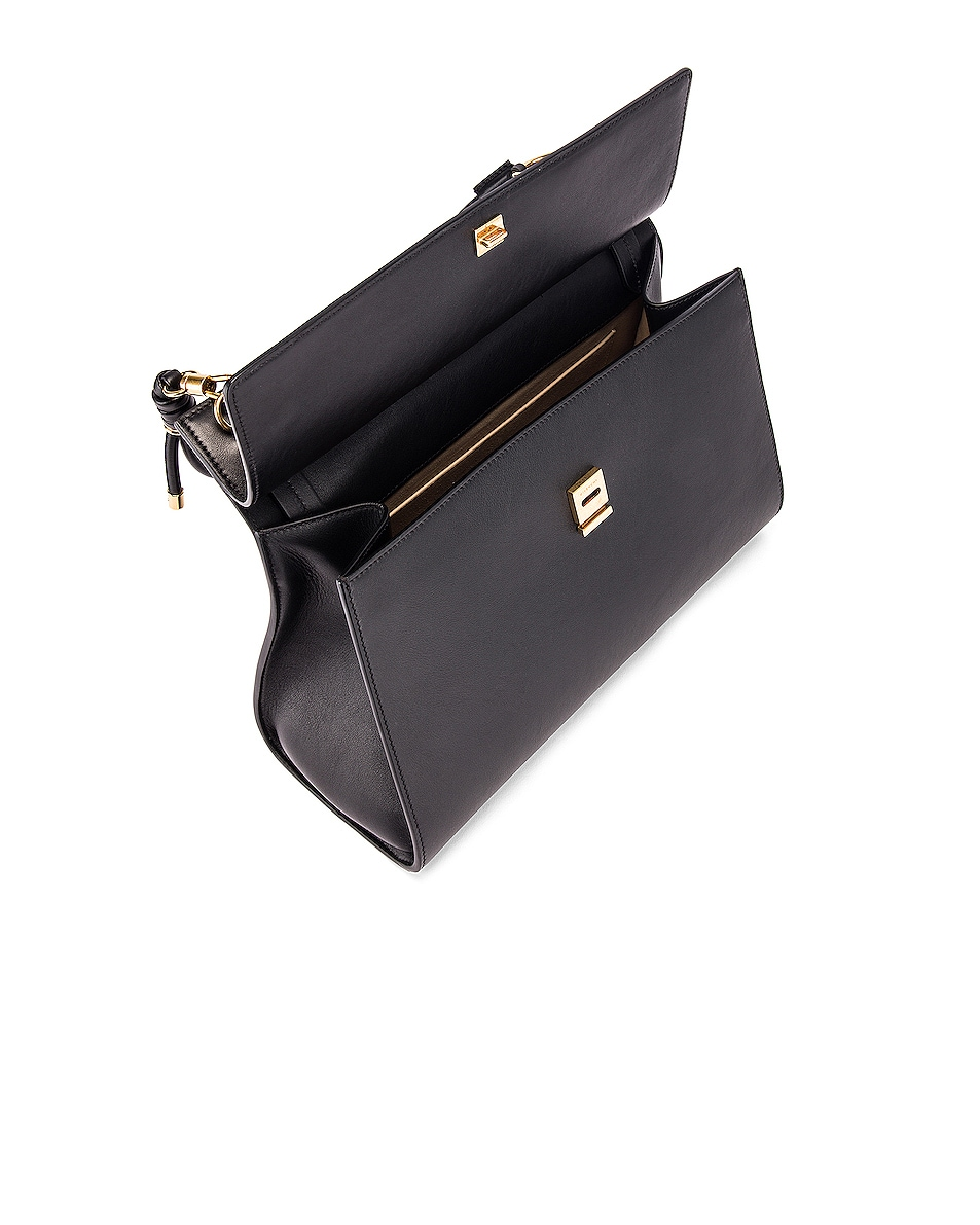 Image 5 of Givenchy Large Whip Bag in Black
