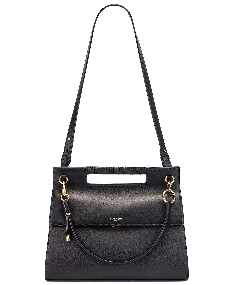Image 6 of Givenchy Large Whip Bag in Black