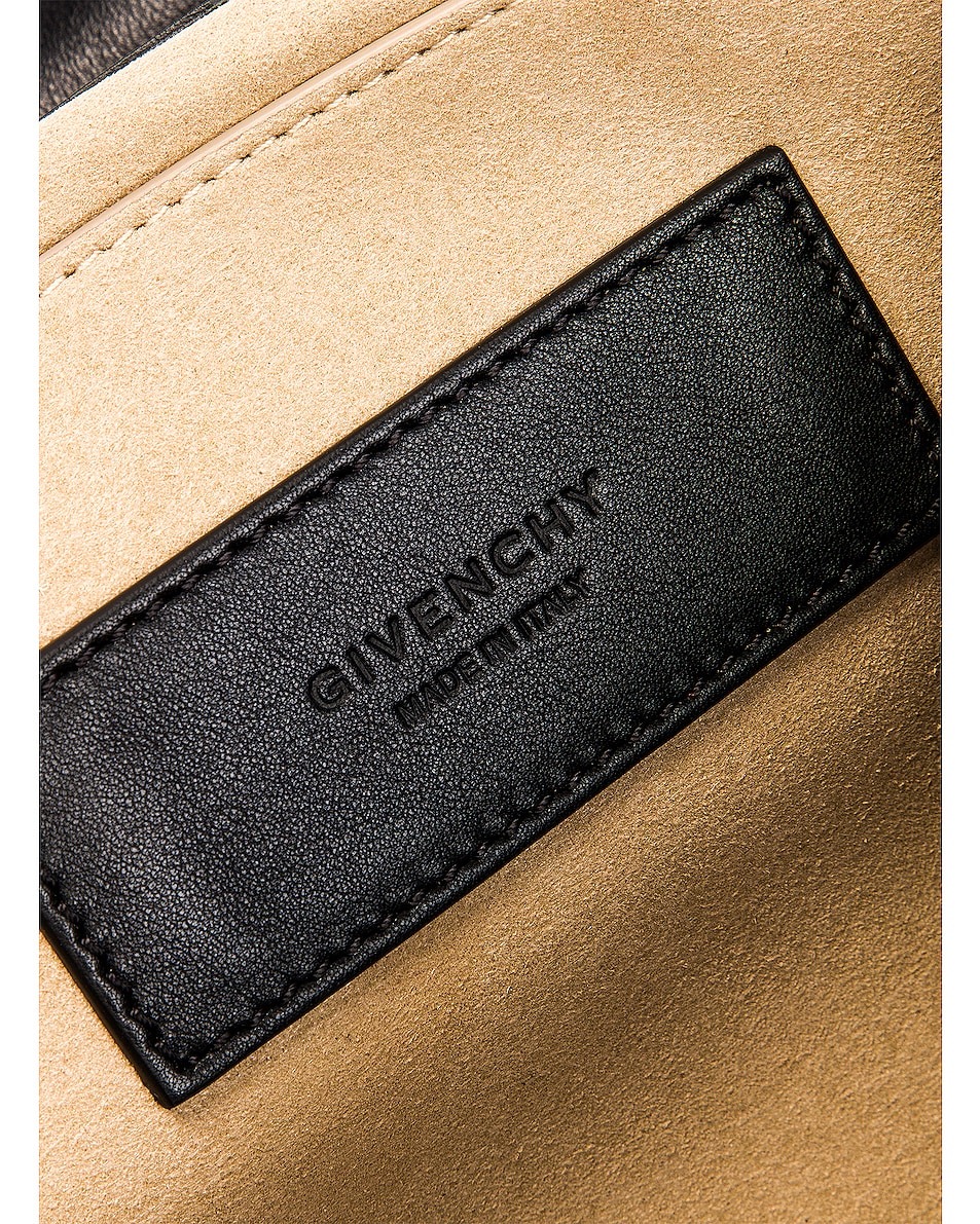 Image 7 of Givenchy Large Whip Bag in Black