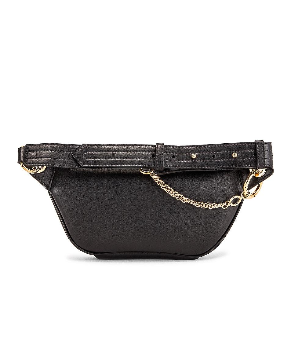 Image 3 of Givenchy Mini Whip Belt Bag in Black