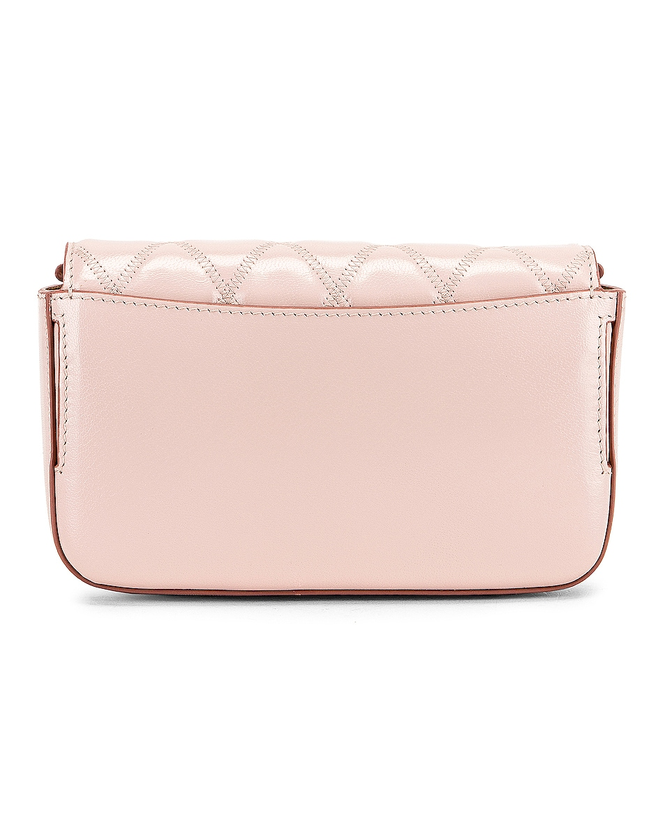 Image 3 of Givenchy Mini Pocket Chain Bag in Pale Pink