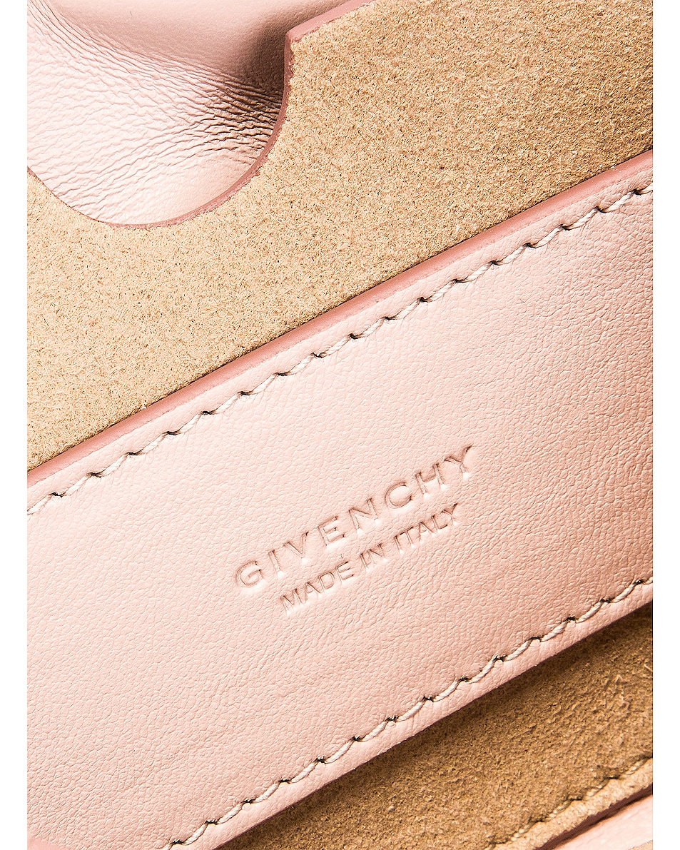 Image 7 of Givenchy Mini Pocket Chain Bag in Pale Pink