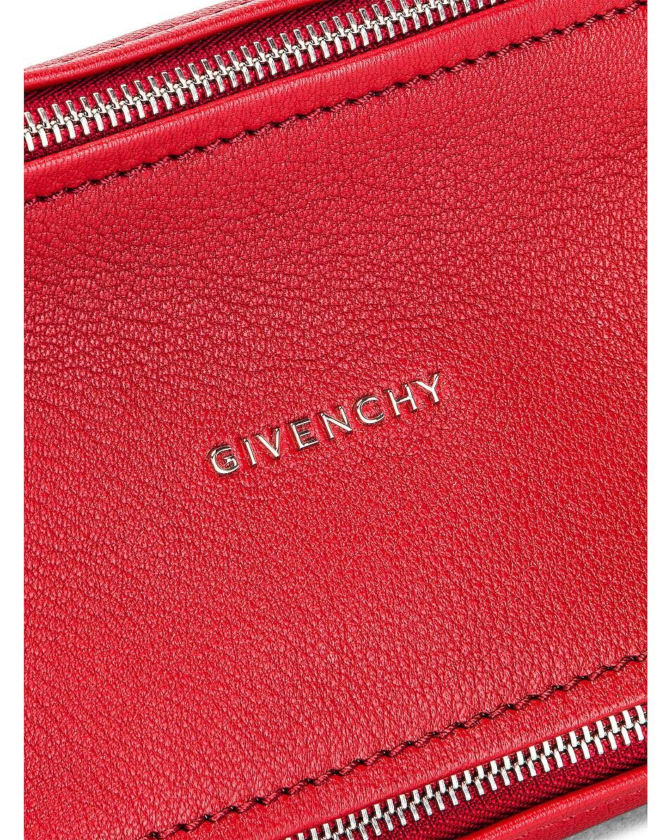Image 6 of Givenchy Mini Sugar Pandora in Vermillion