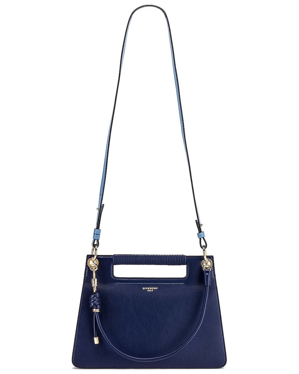 Image 6 of Givenchy Contrast Medium Whip Bag in Royal Blue