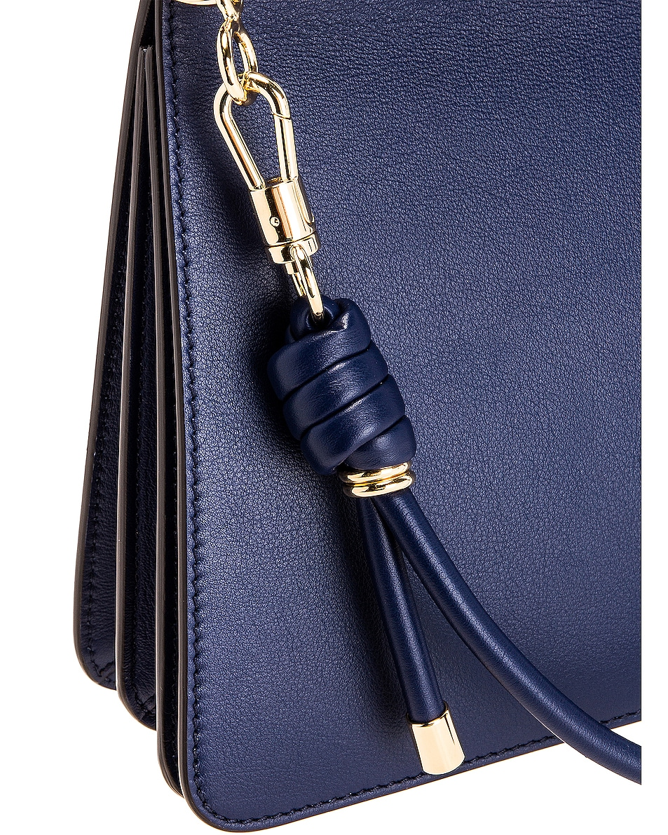 Image 8 of Givenchy Contrast Medium Whip Bag in Royal Blue
