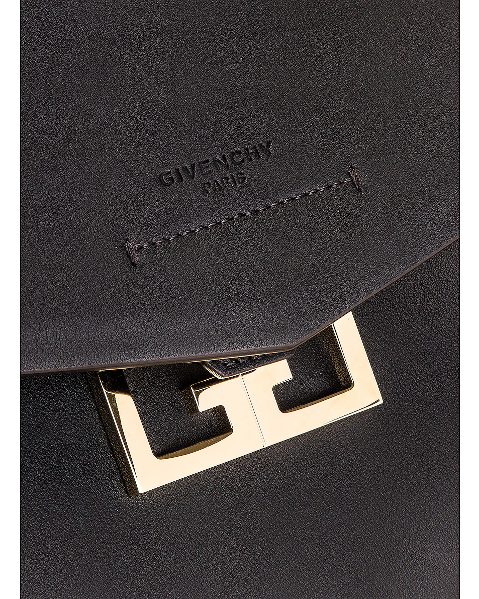 Image 7 of Givenchy Small Mystic Bag in Black
