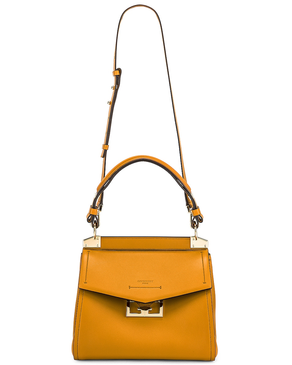 Image 6 of Givenchy Small Mystic Bag in Desert