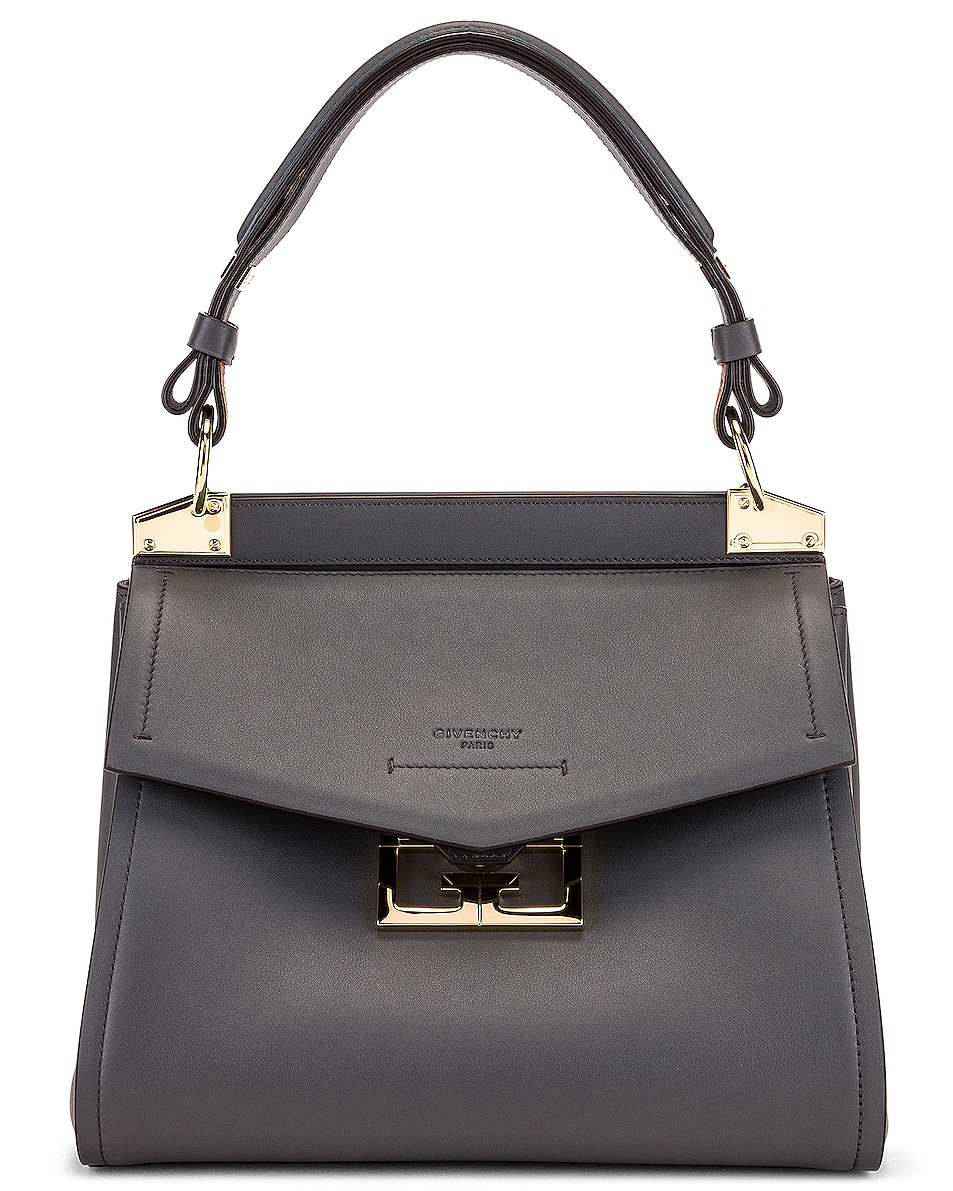 Image 1 of Givenchy Small Mystic Bag in Storm Grey
