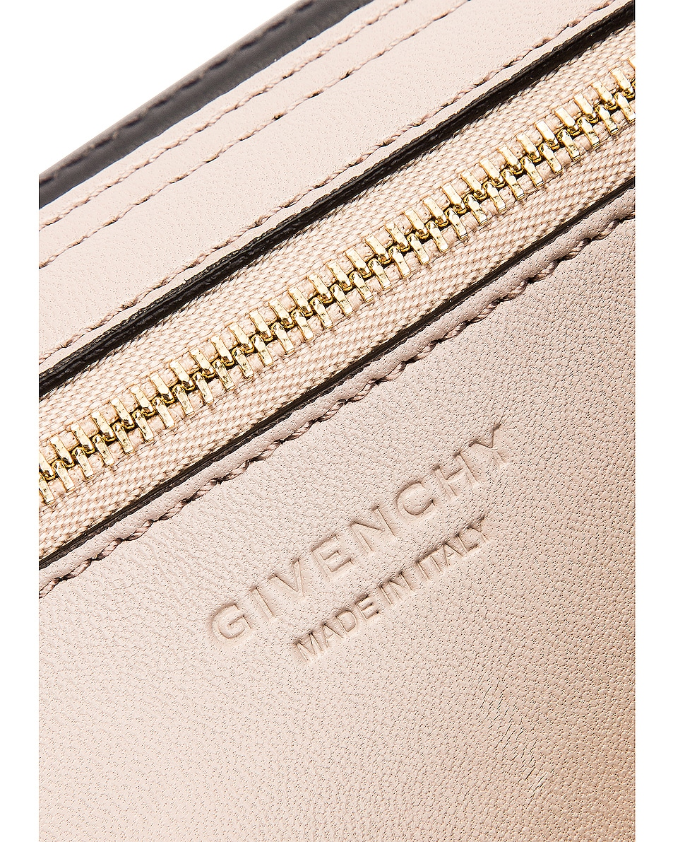 Image 7 of Givenchy Small Mystic Bag in Storm Grey