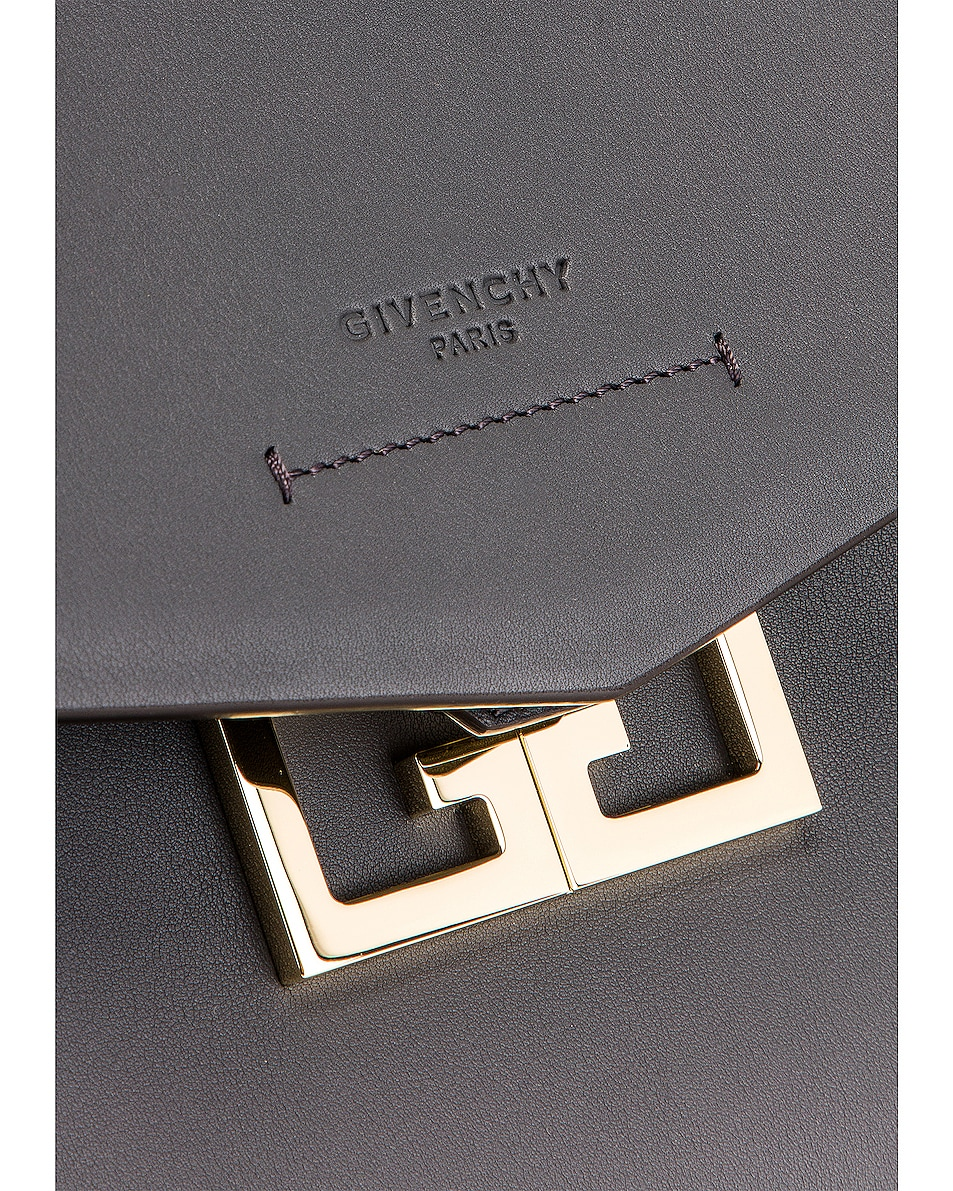 Image 8 of Givenchy Small Mystic Bag in Storm Grey