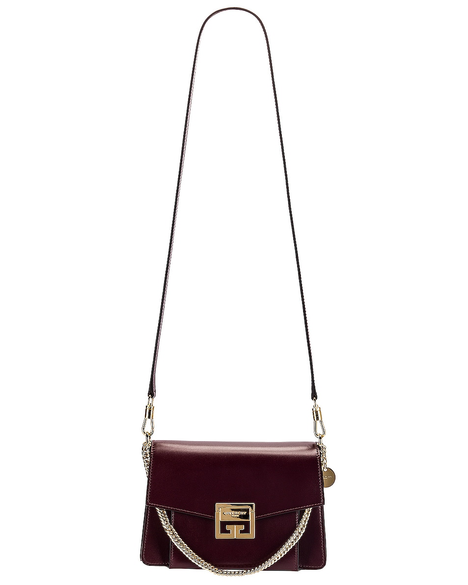 Image 6 of Givenchy Small Box GV3 in Aubergine