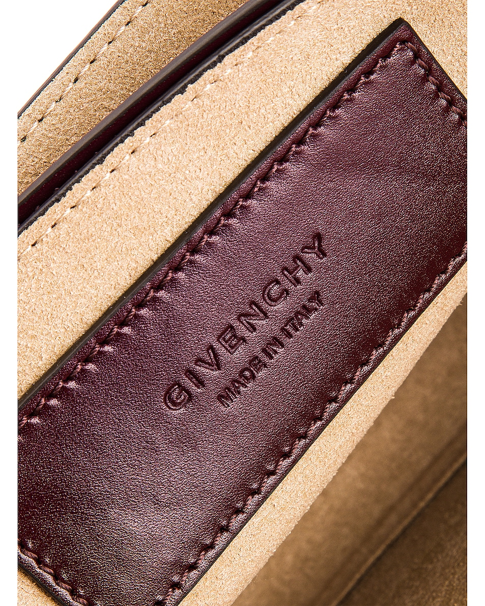 Image 7 of Givenchy Small Box GV3 in Aubergine