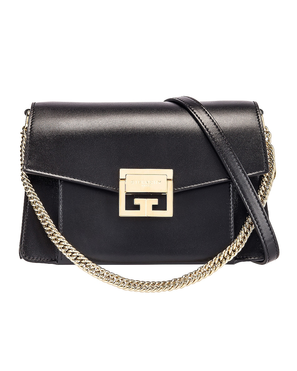 Image 1 of Givenchy Small Box GV3 in Black