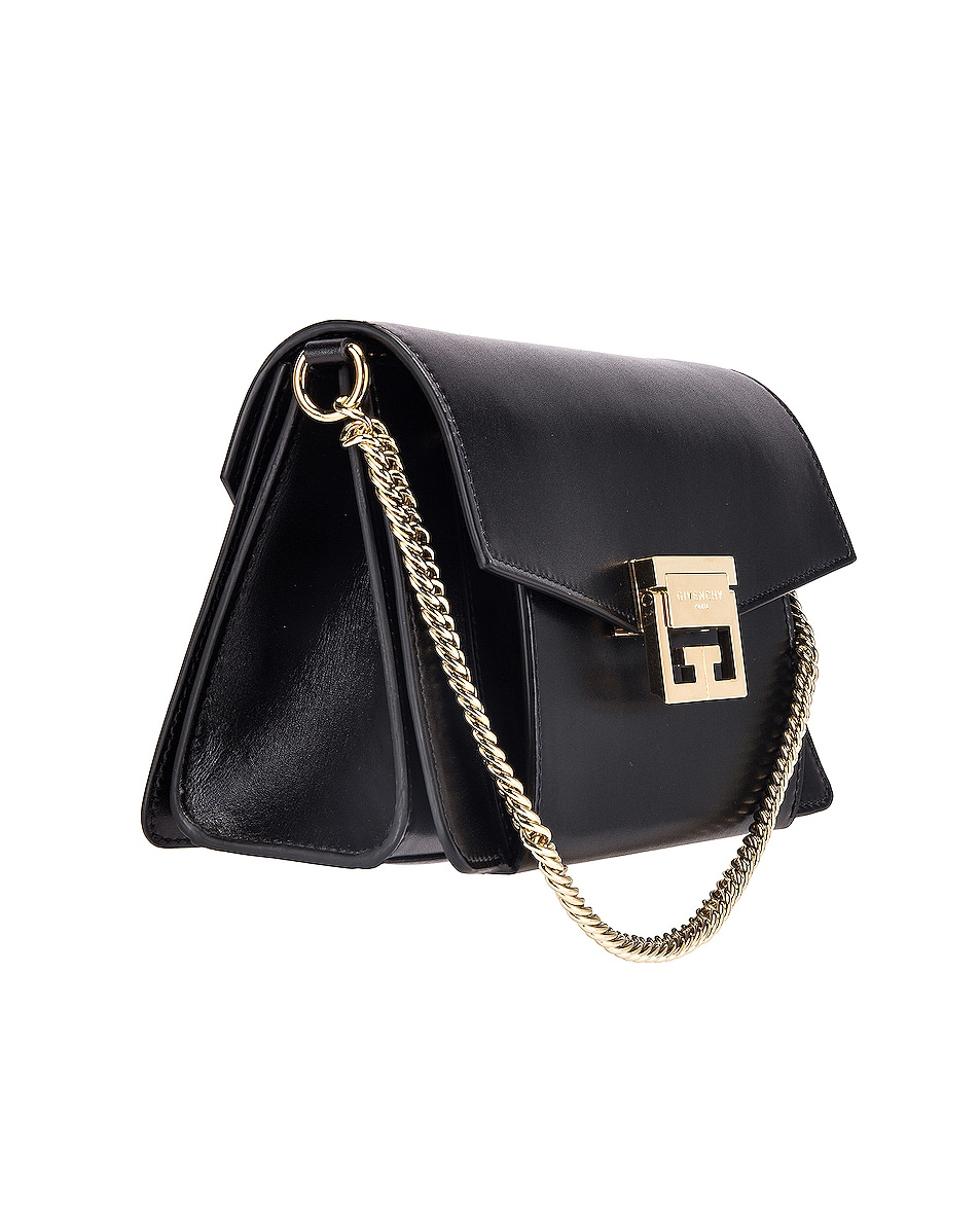 Image 4 of Givenchy Small Box GV3 in Black