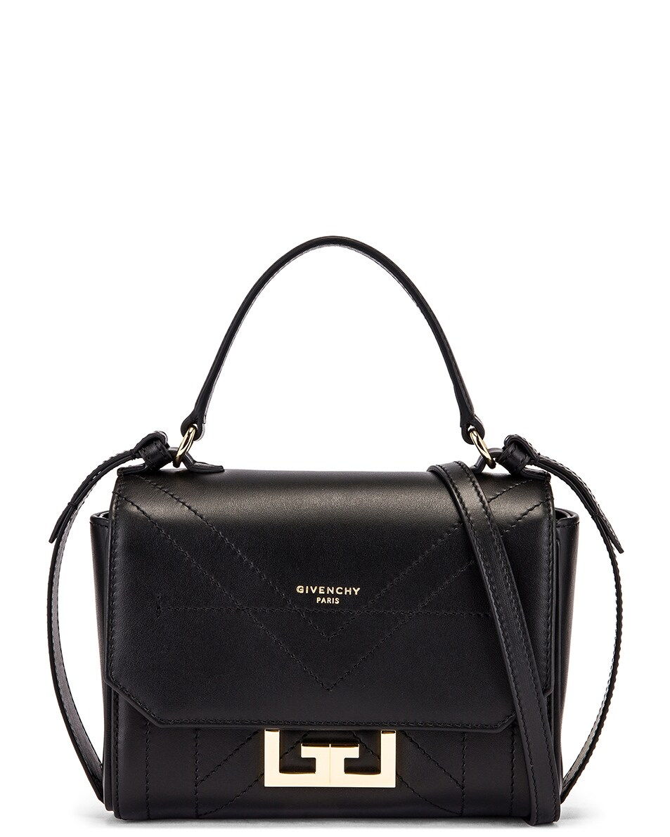 Image 1 of Givenchy Mini Eden Bag in Black
