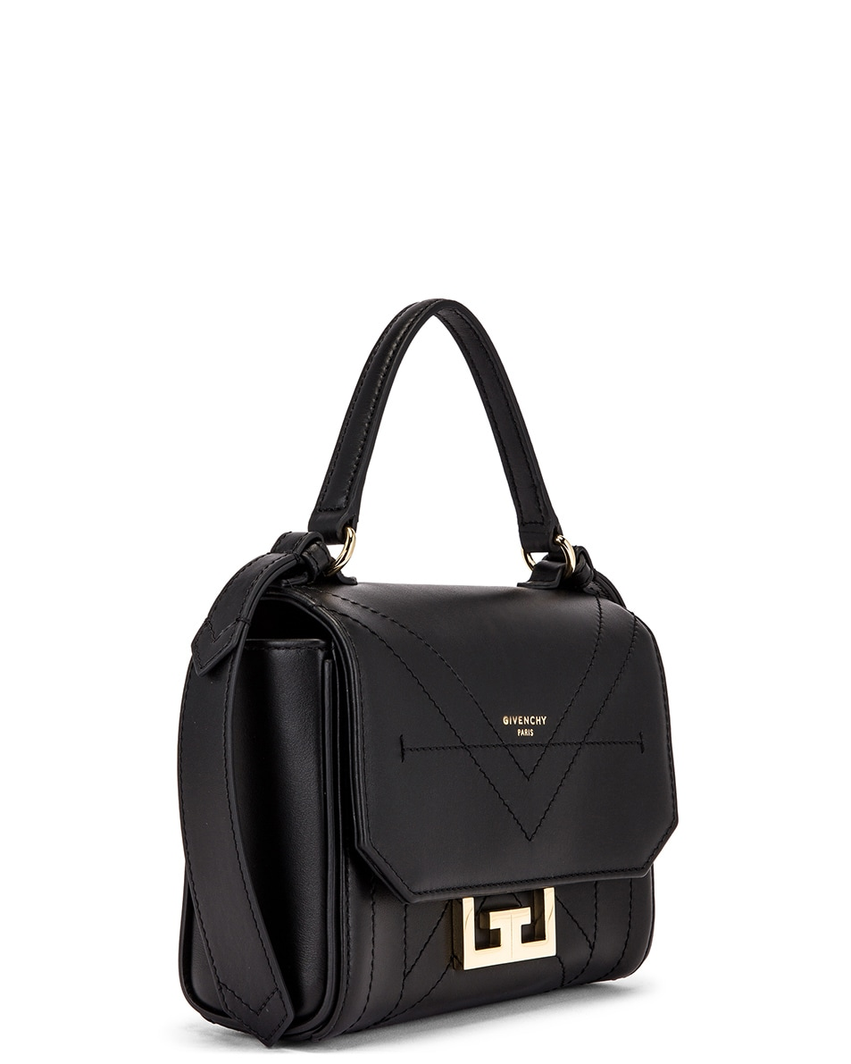 Image 4 of Givenchy Mini Eden Bag in Black
