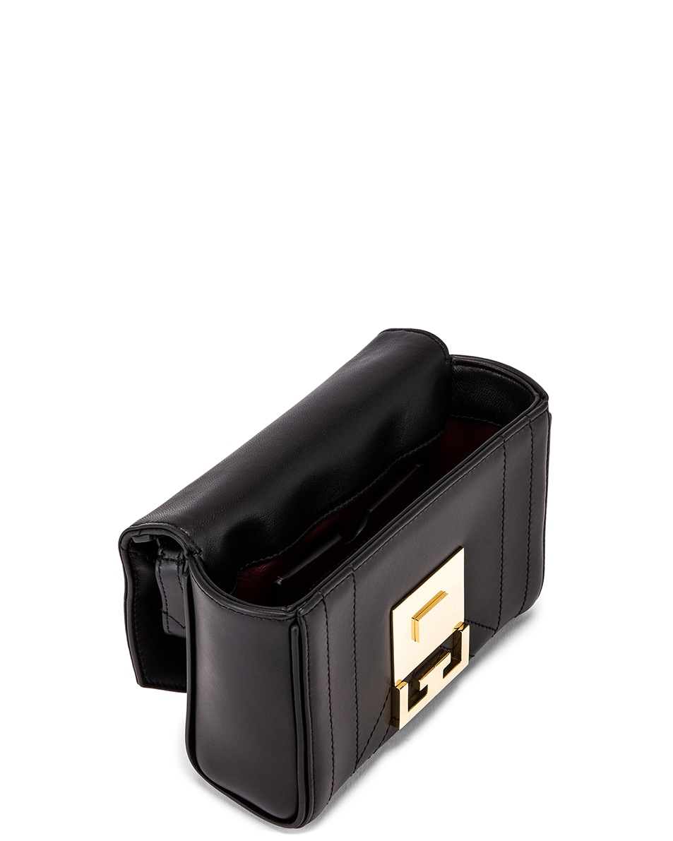 Image 5 of Givenchy Mini Eden Bag in Black