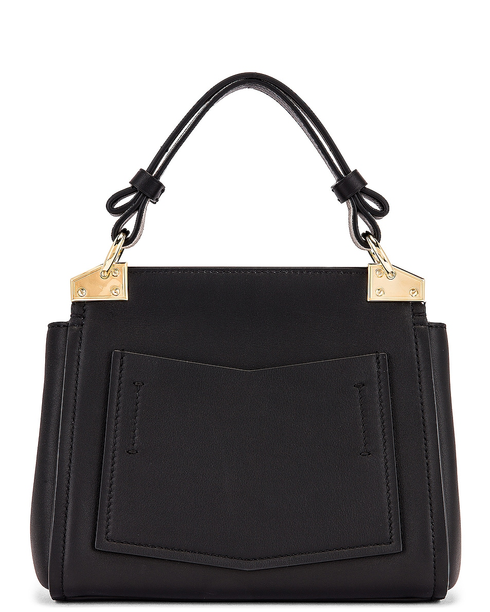 Image 3 of Givenchy Mini Mystic Bag in Black
