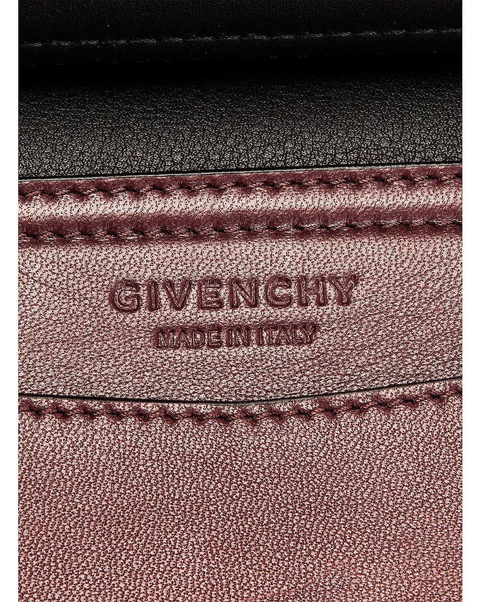 Image 7 of Givenchy Mini Mystic Bag in Black