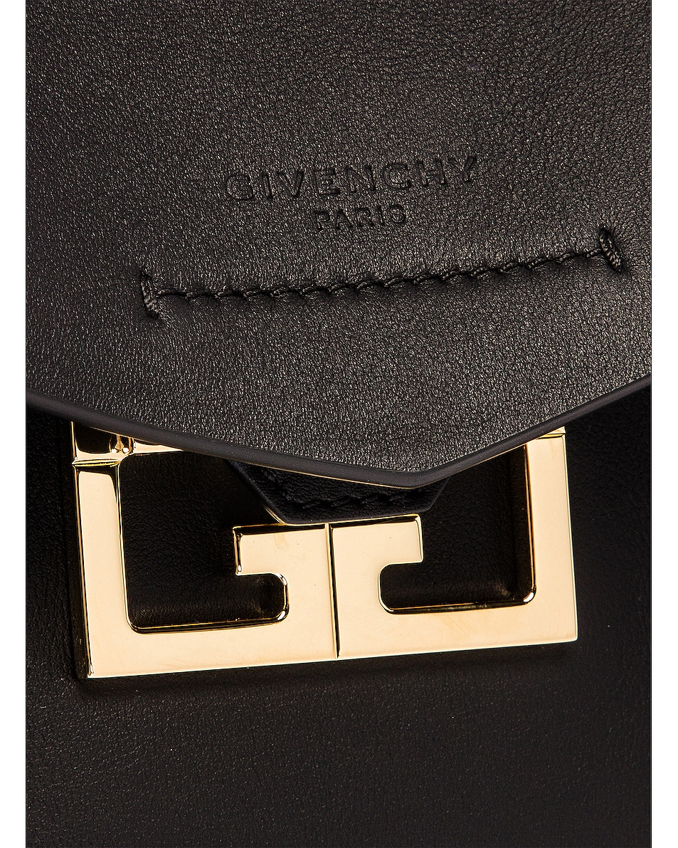 Image 8 of Givenchy Mini Mystic Bag in Black