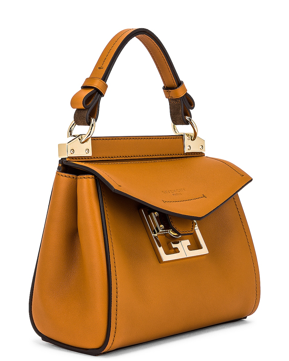Image 4 of Givenchy Mini Mystic Bag in Desert