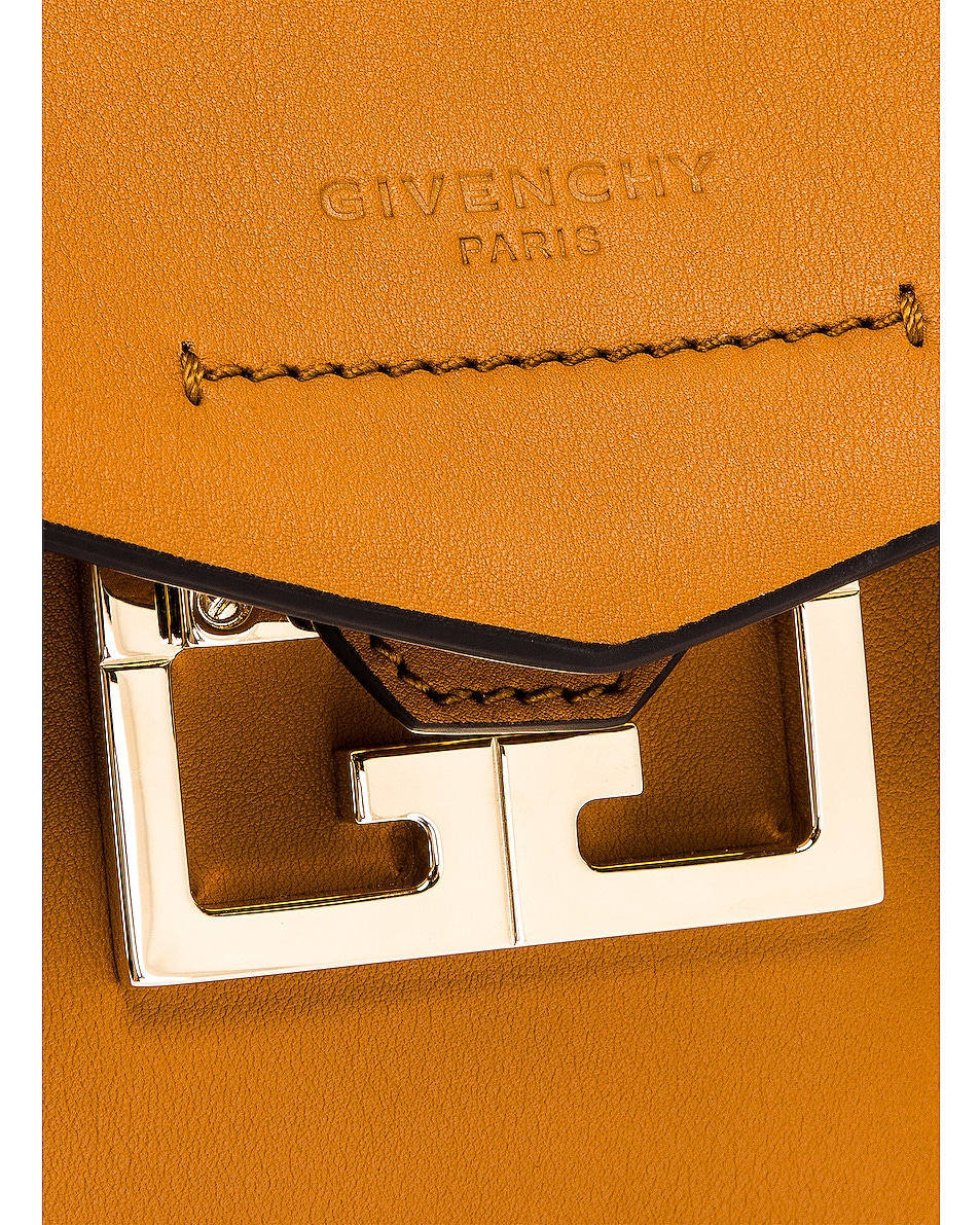 Image 8 of Givenchy Mini Mystic Bag in Desert
