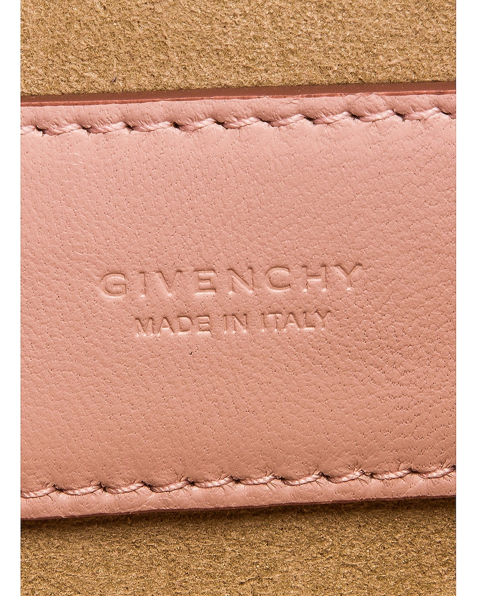 Image 7 of Givenchy Mini Pocket Chain Bag in Pink