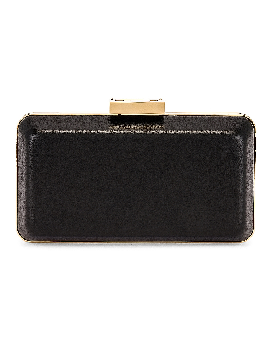Image 1 of Givenchy Evening Minaudiere 26 Lock Bag in Black