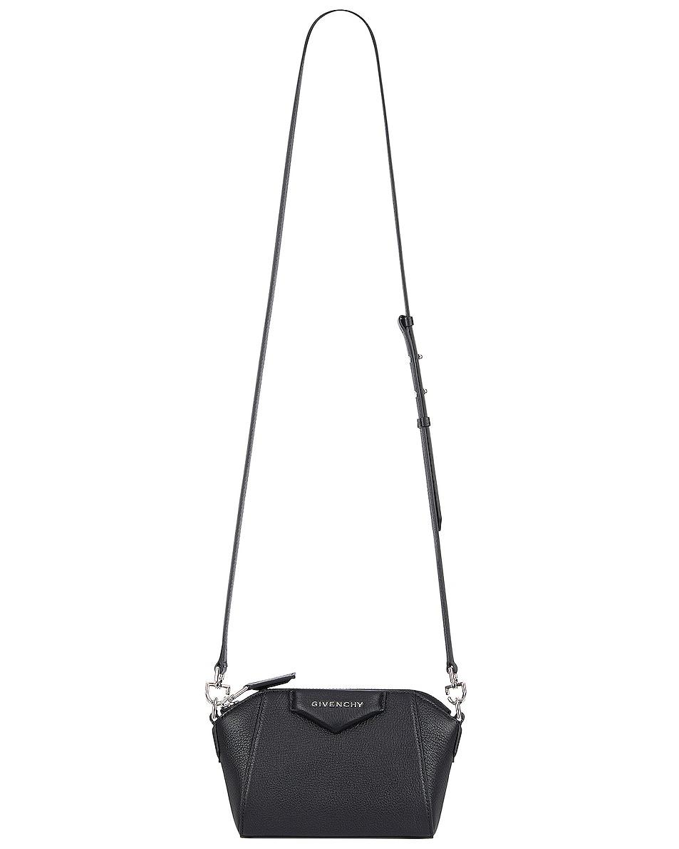 Image 1 of Givenchy Nano Antigona Bag in Black