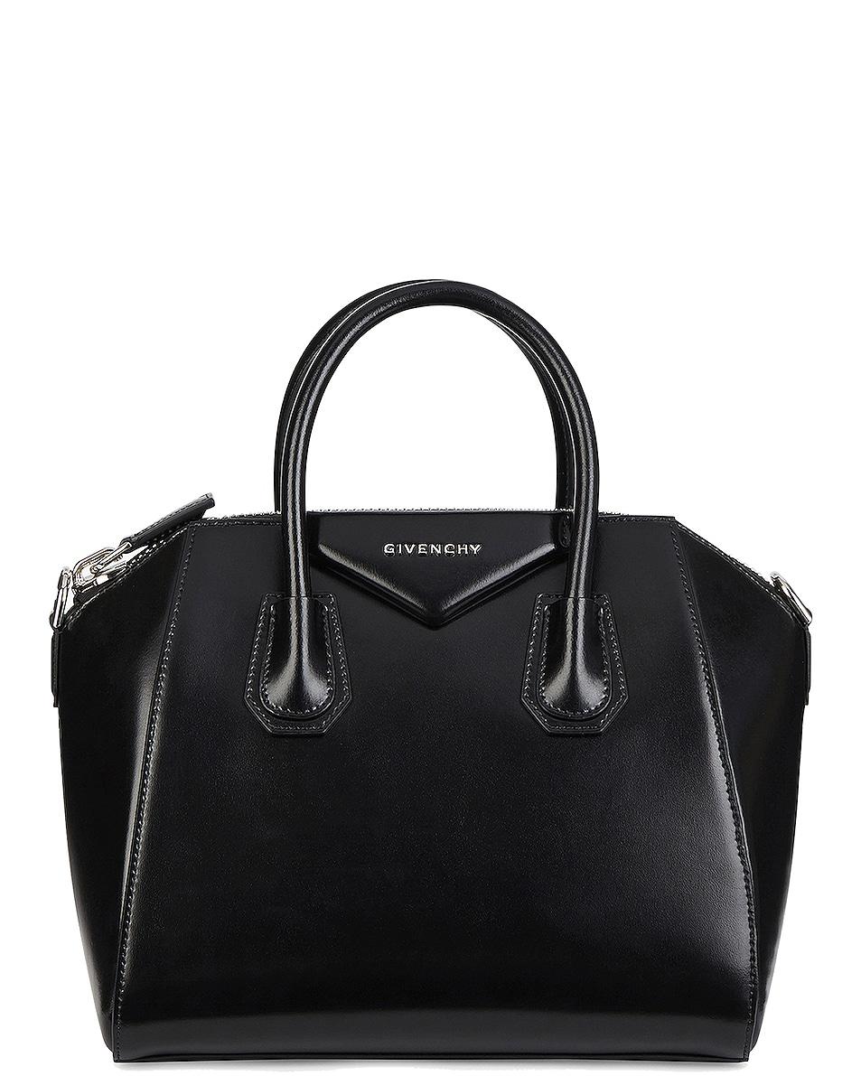 Image 1 of Givenchy Small Antigona Bag in Black