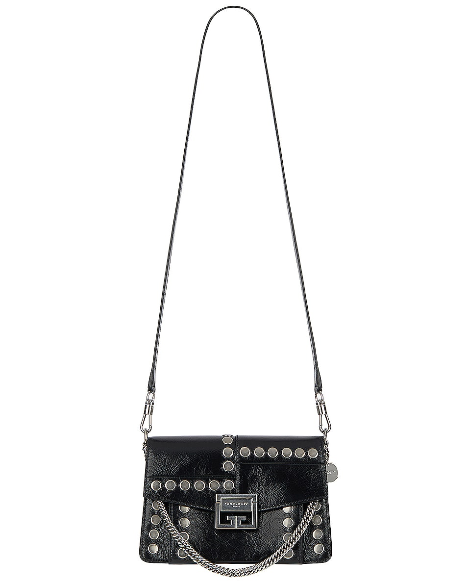 Image 1 of Givenchy Small GV3 Bag in Black