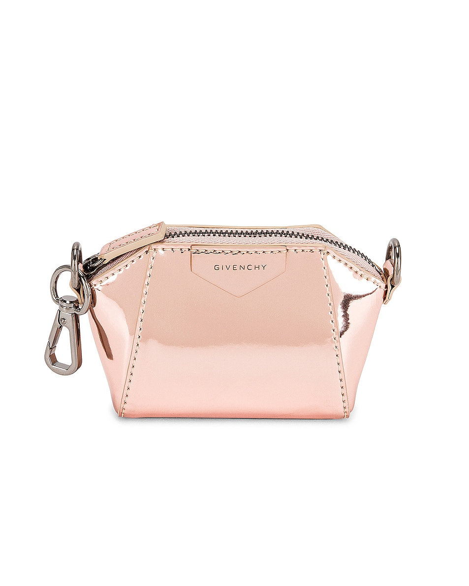 Image 1 of Givenchy Antigona Baby Bag in Light Pink