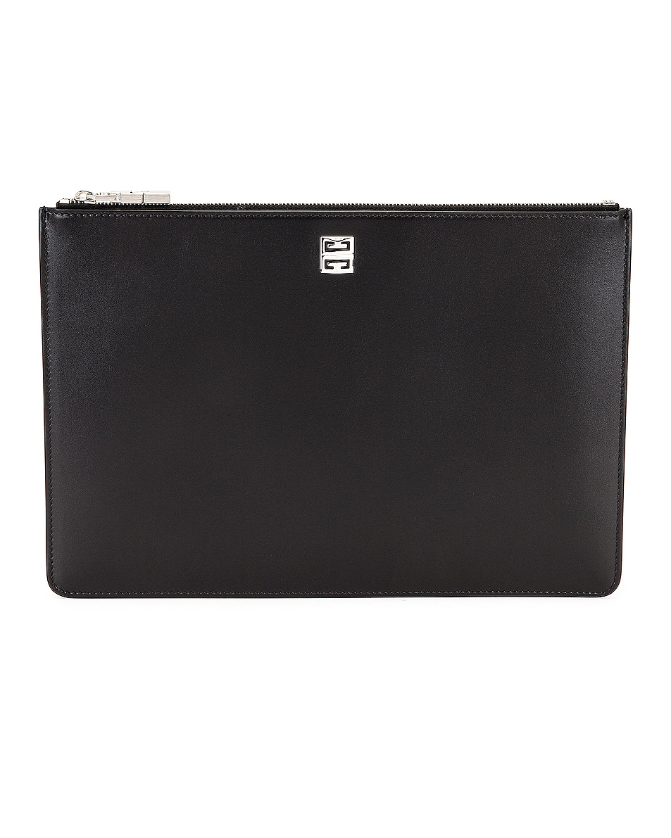 Image 1 of Givenchy Medium 4G Pouch in Black