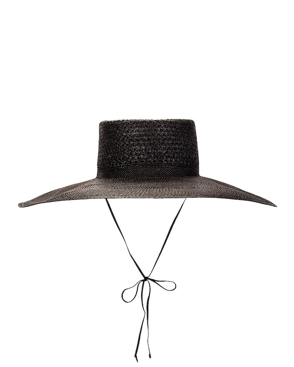 Image 1 of Greenpacha Puglia Hat in Black