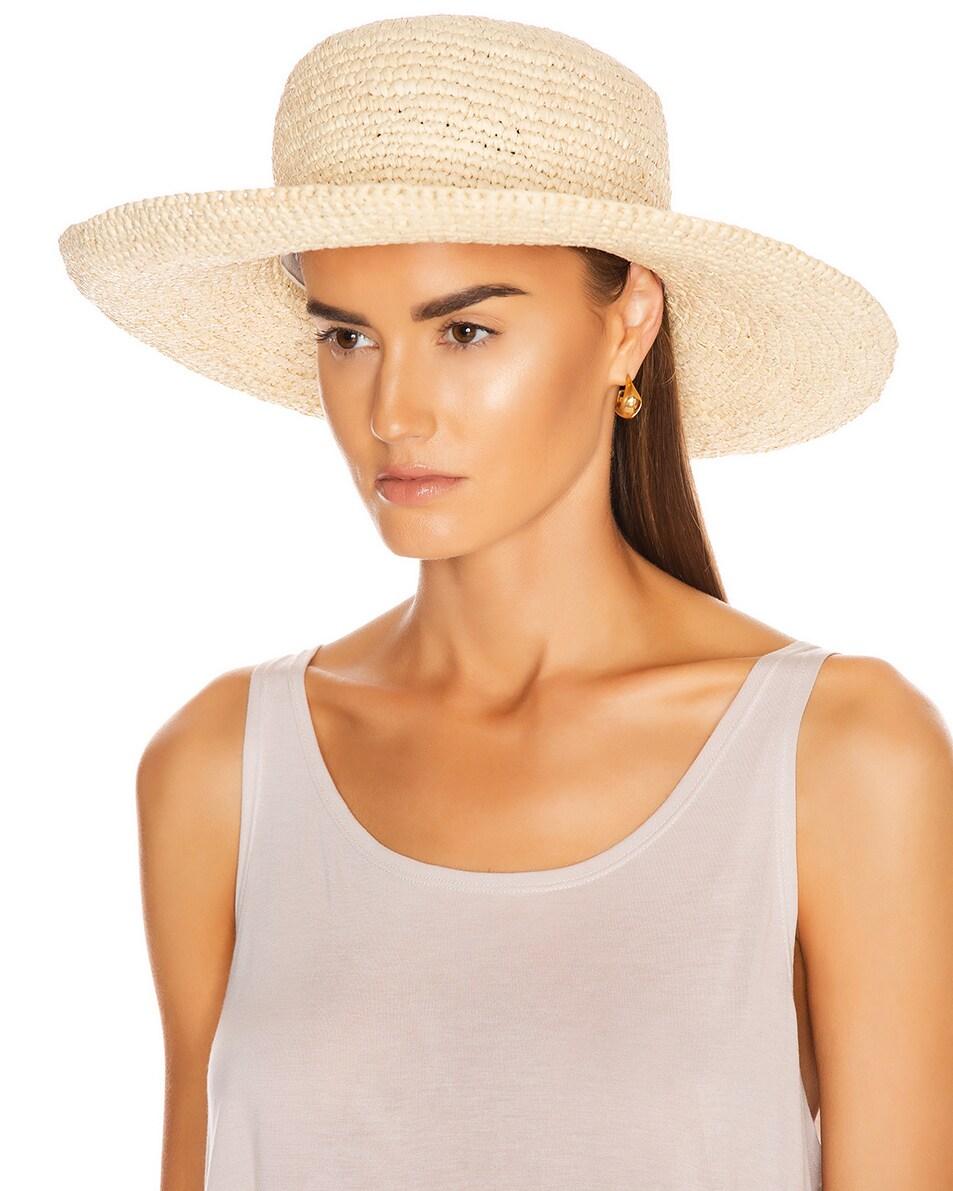 Image 2 of Greenpacha Fiji Hat in Natural