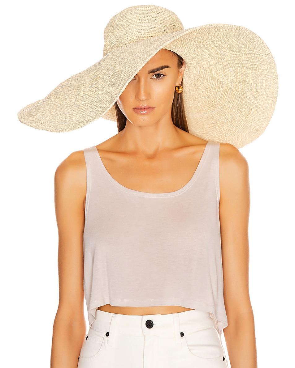 Image 2 of Greenpacha Mallorca Hat in Natural