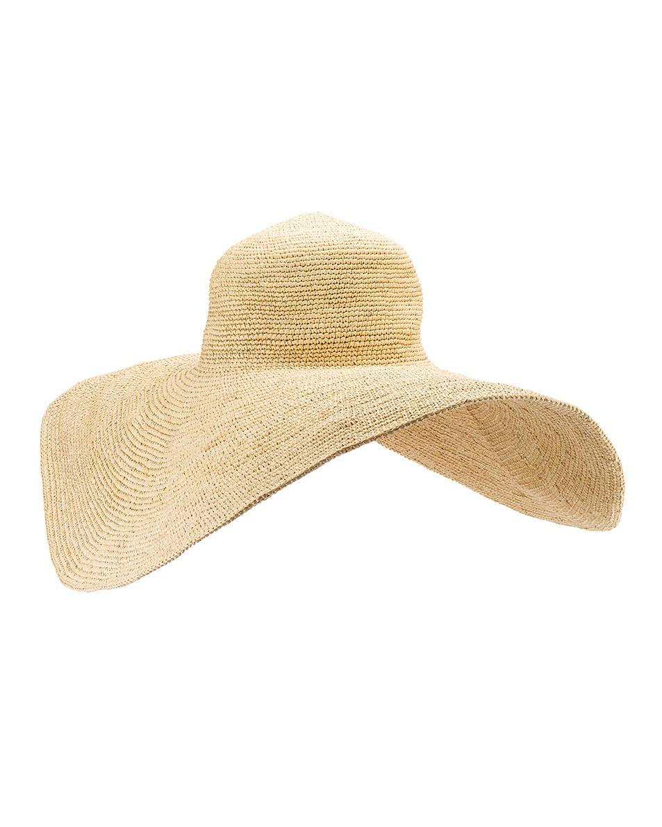 Image 5 of Greenpacha Mallorca Hat in Natural