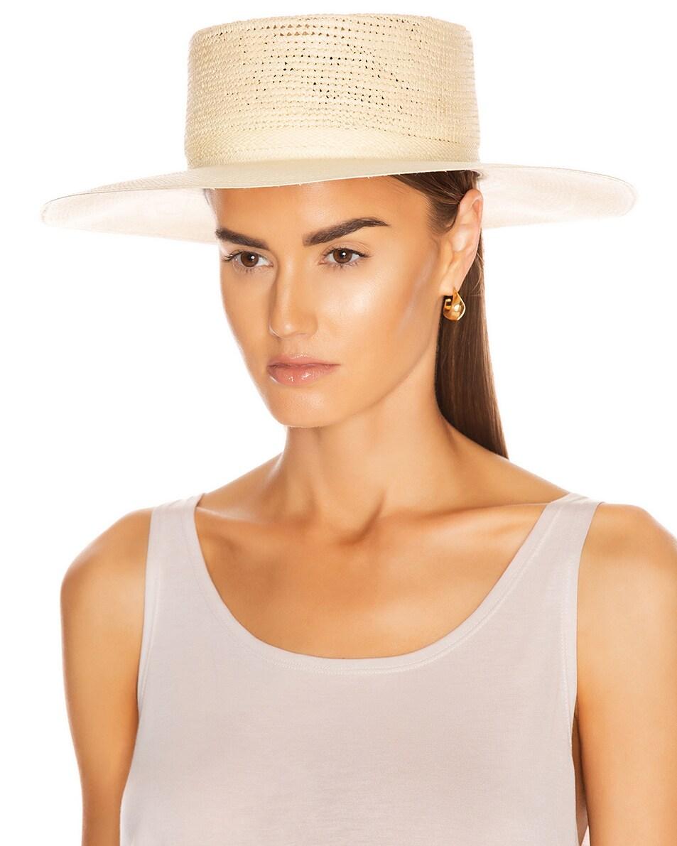 Image 2 of Greenpacha Cap Ferret Hat in Natural