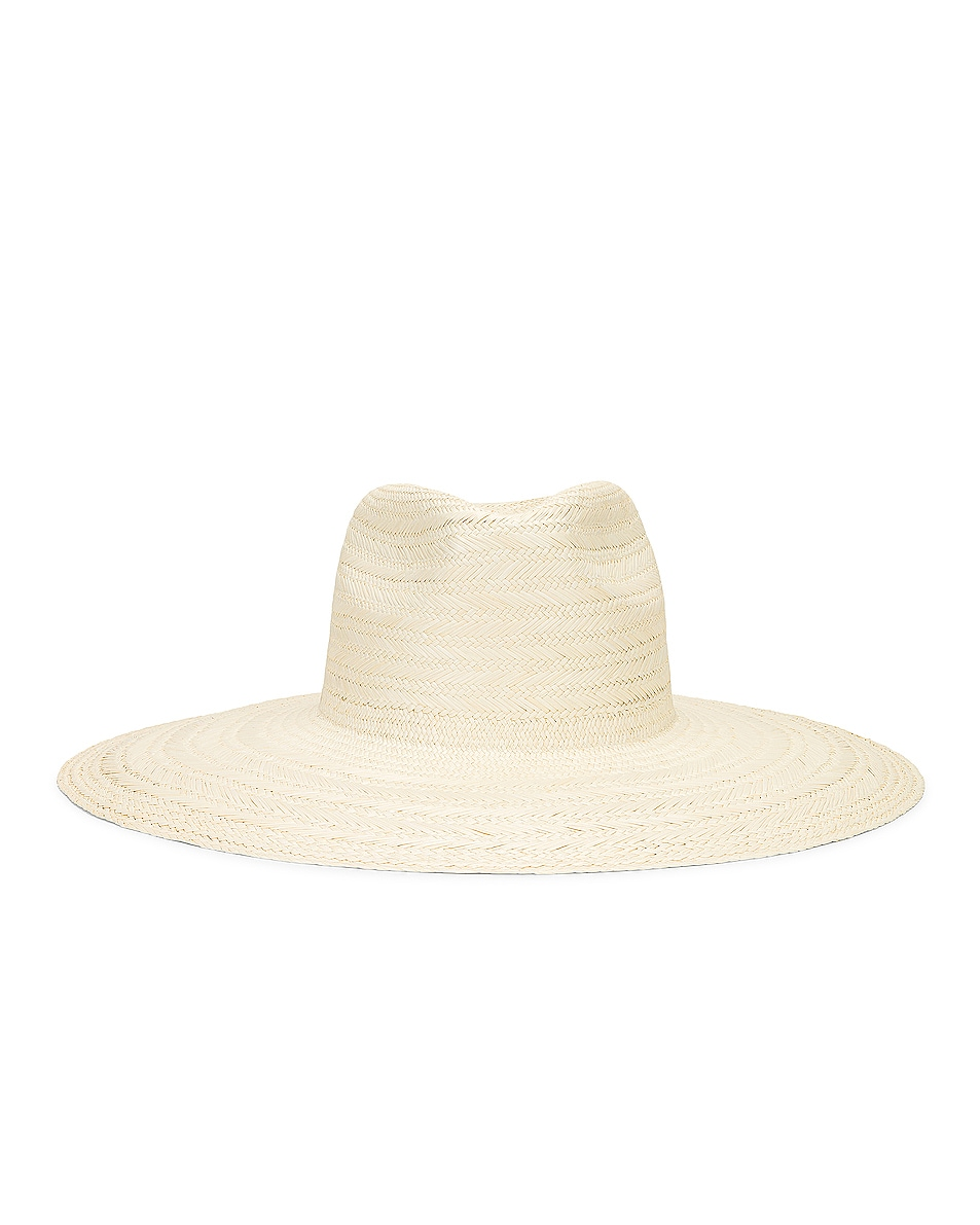 Image 1 of Greenpacha Malibu Hat in White