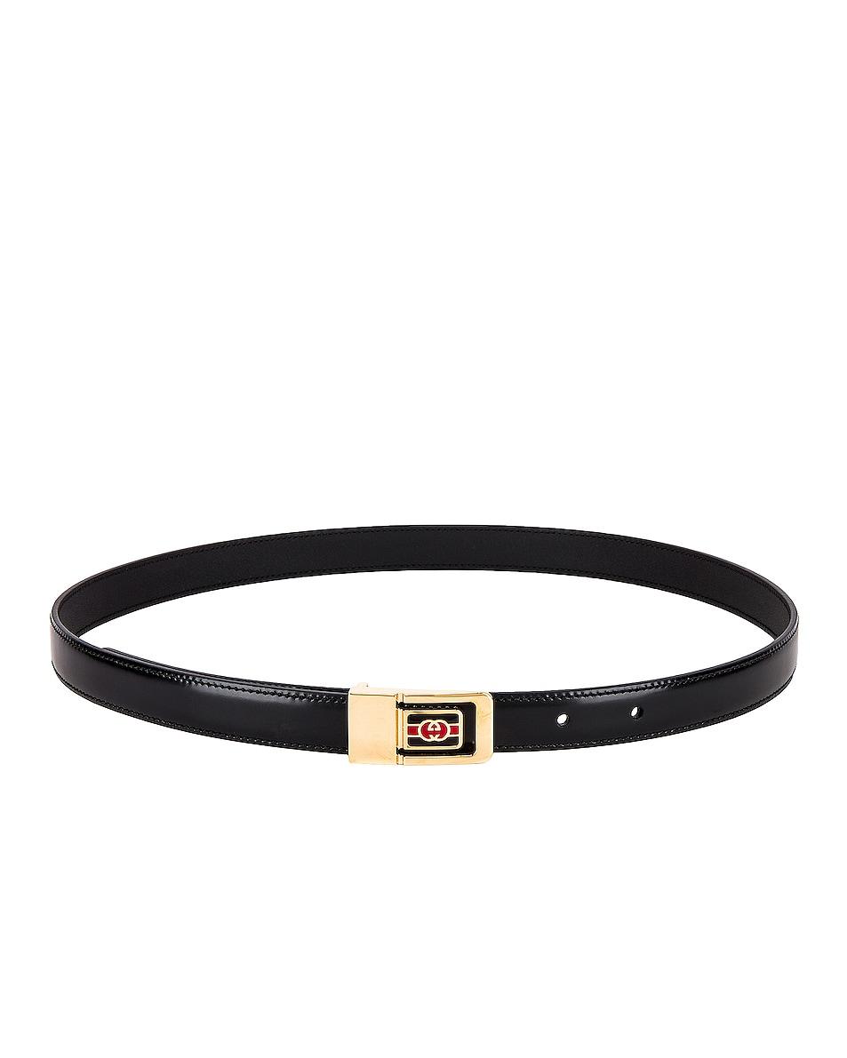 Image 2 of Gucci Belt in Black