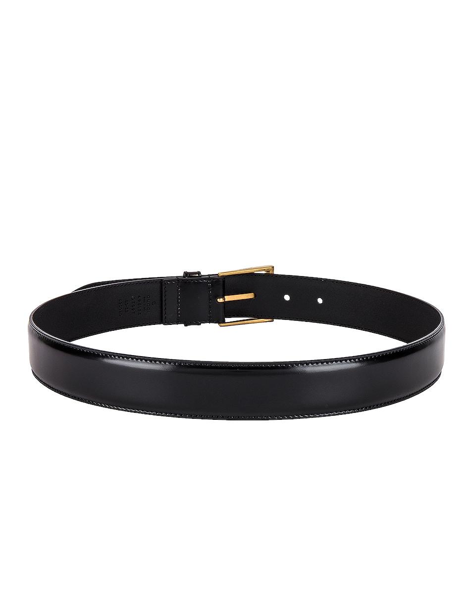 Image 3 of Gucci Belt in Black