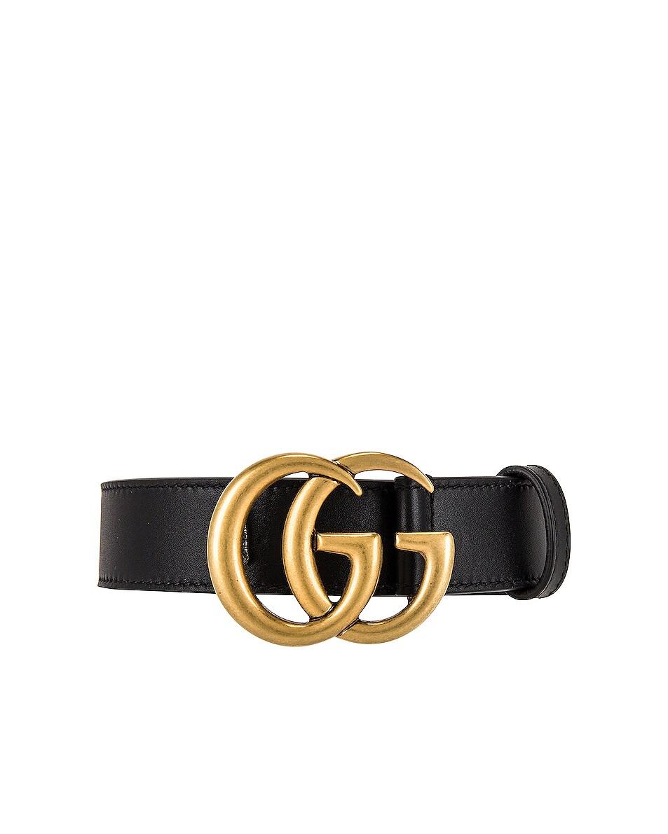 Image 1 of Gucci Belt in Nero