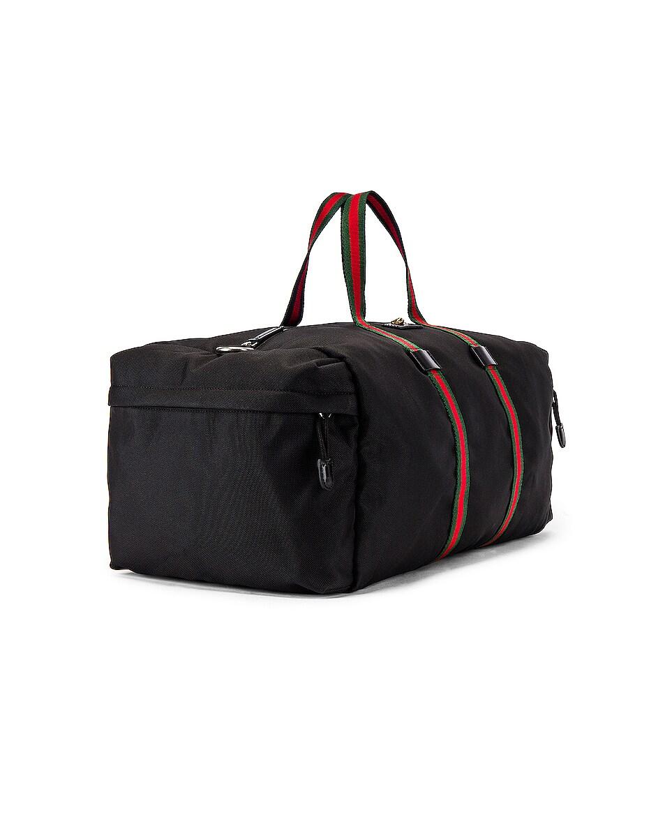 Image 3 of Gucci Duffel Bag in Black