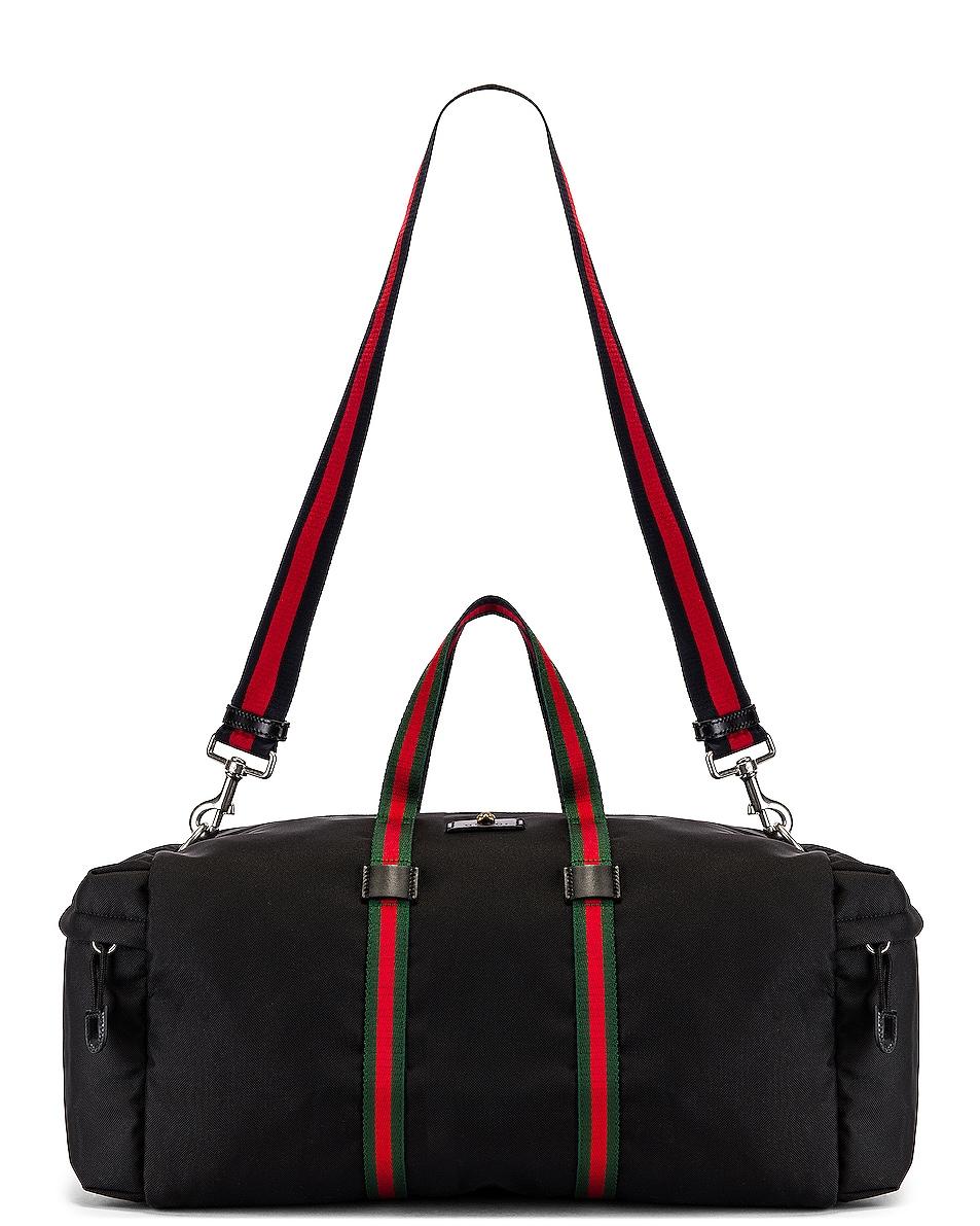 Image 5 of Gucci Duffel Bag in Black