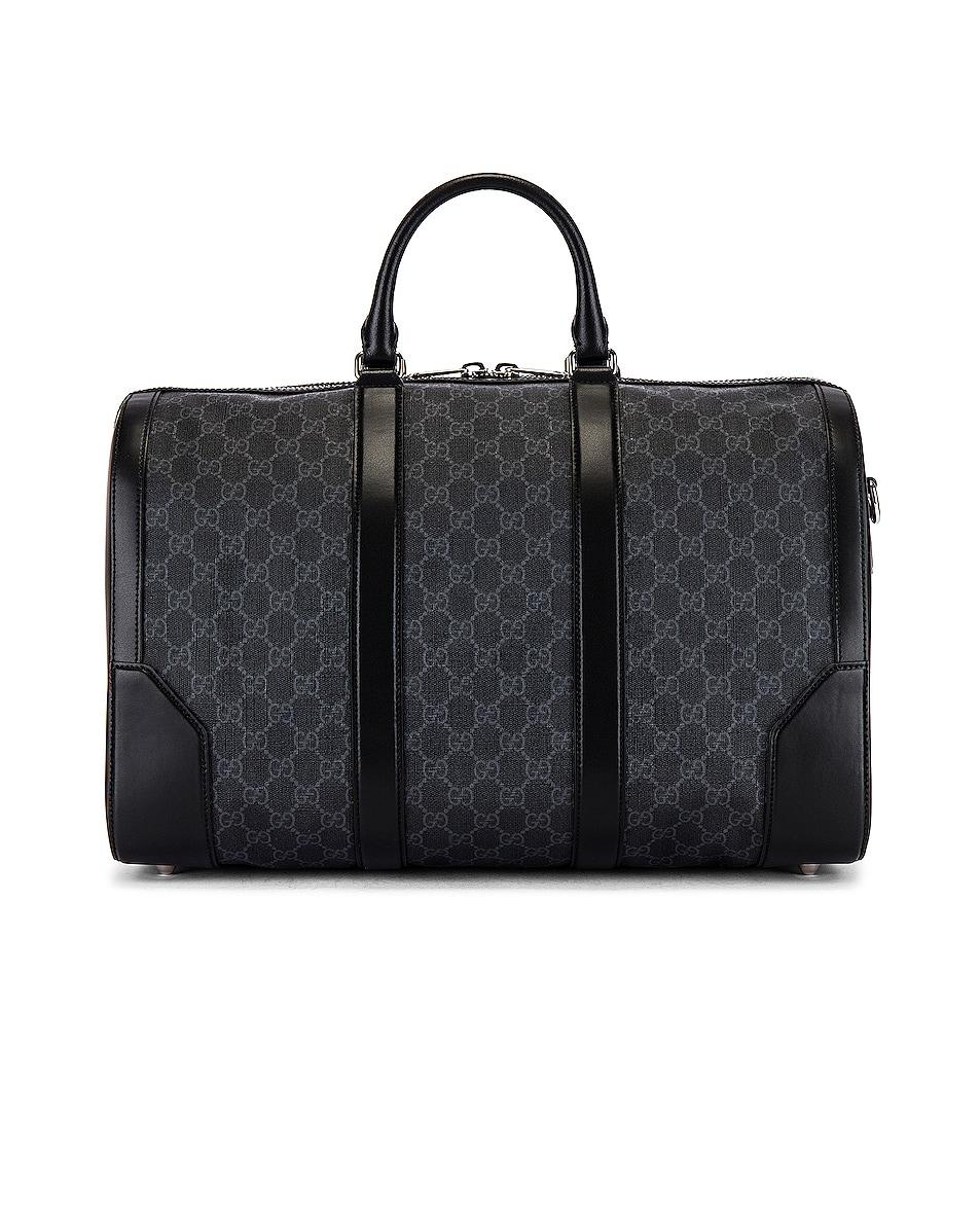 Image 2 of Gucci Duffel Bag in Black
