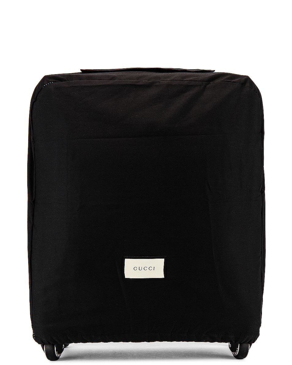 Image 5 of Gucci Carry On Luggage in Black